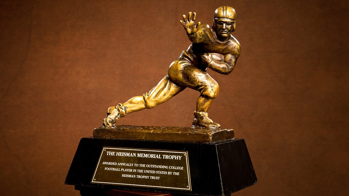 NCAA: My Three Picks for the Heisman Trophy