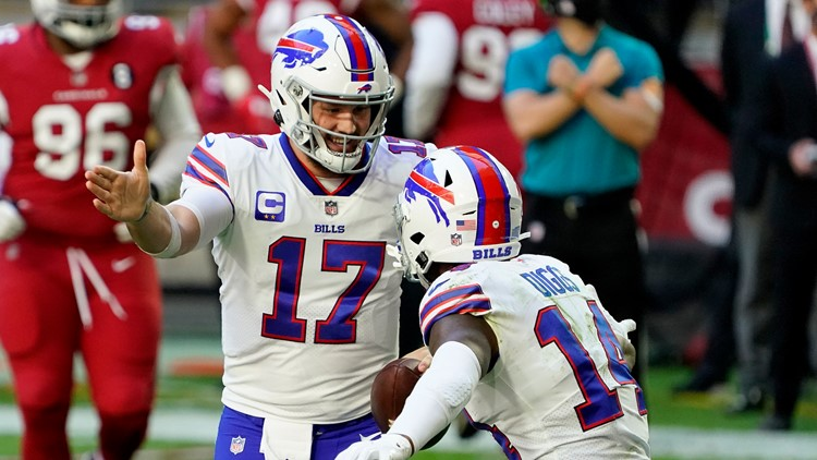 Josh Allen and Stefon Diggs Have the Bills' Circling the Wagons