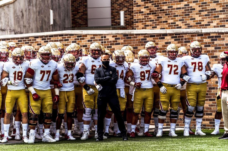 Boston College Concludes 2020 Football Season