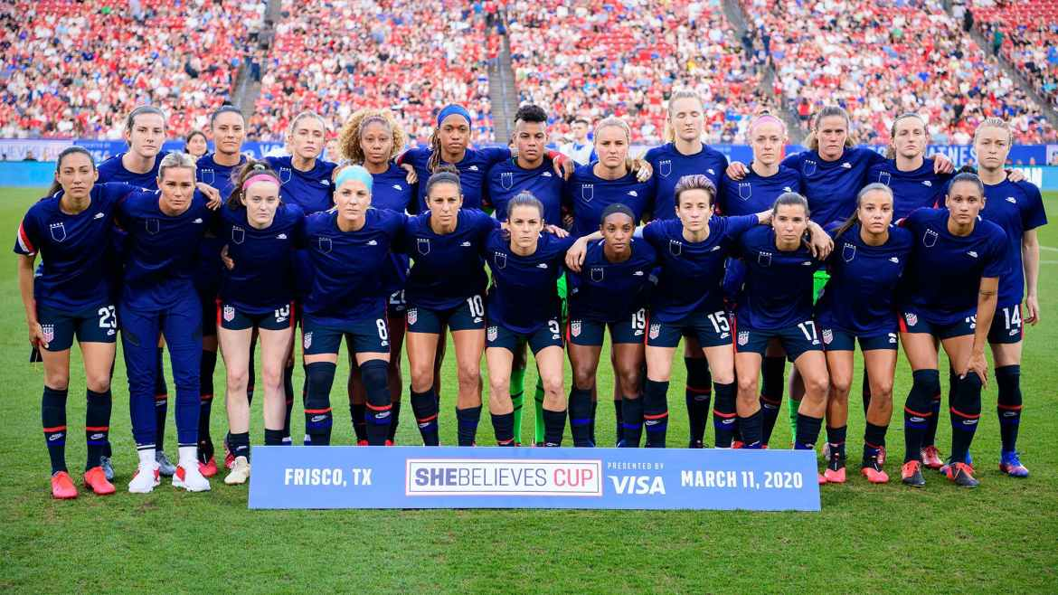 USWNT: A Step In The Right Direction