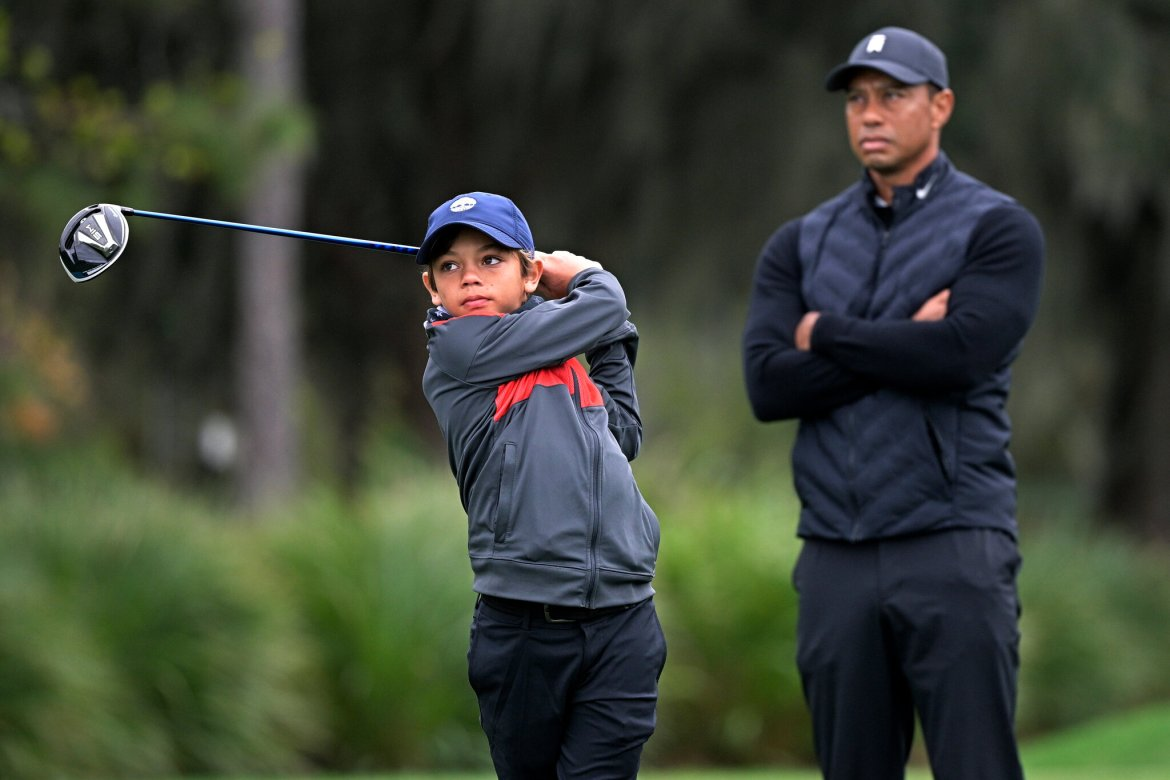 Golf: The Next Generation of Woods