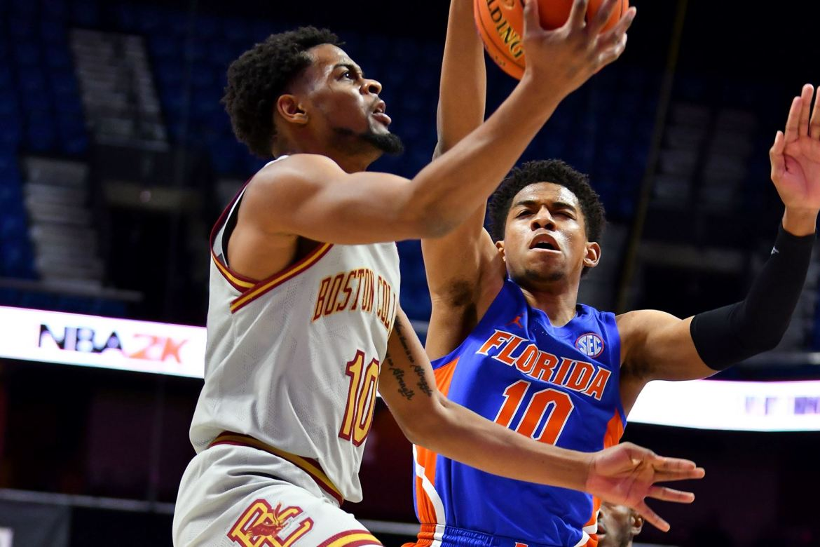Boston College Eagles Fall to Florida in Roman Legends Classic