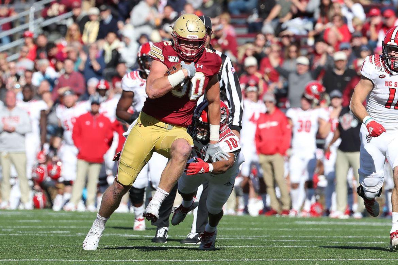 Reese's Senior Bowl Week Begins for Hunter Long