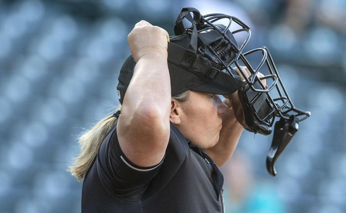 MLB: When Will We See A Female Umpire
