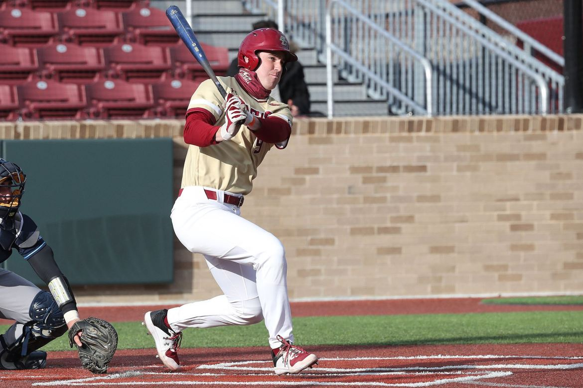 BC Takes Down URI in Home Opener as Eagles post 6-4 victory