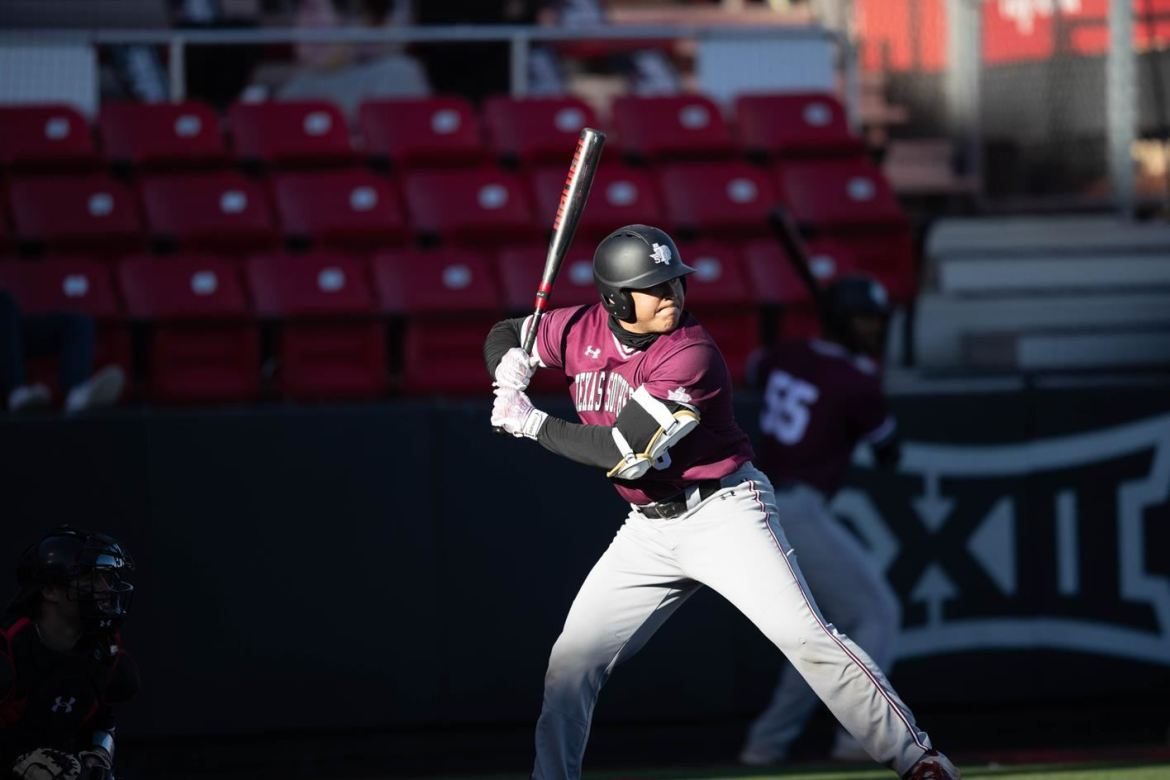 Texas Southern Baseball Closes Out Series At Texas Tech, Fall to 0-9