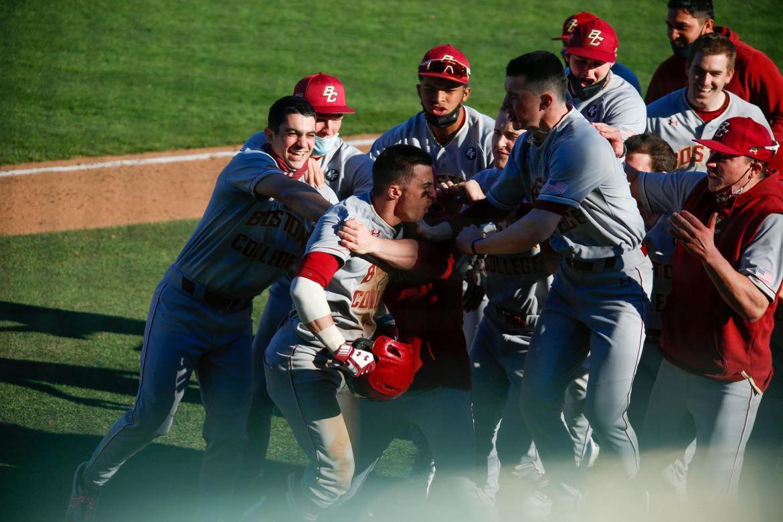 Boston College Eagles Complete Epic Comeback to Take Series