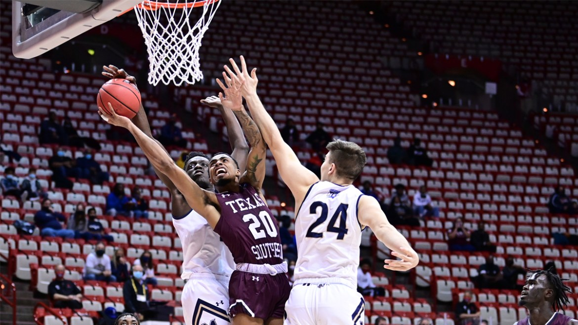 Texas Southern Moves on With Huge 62-50 Win Over Mount St Mary's