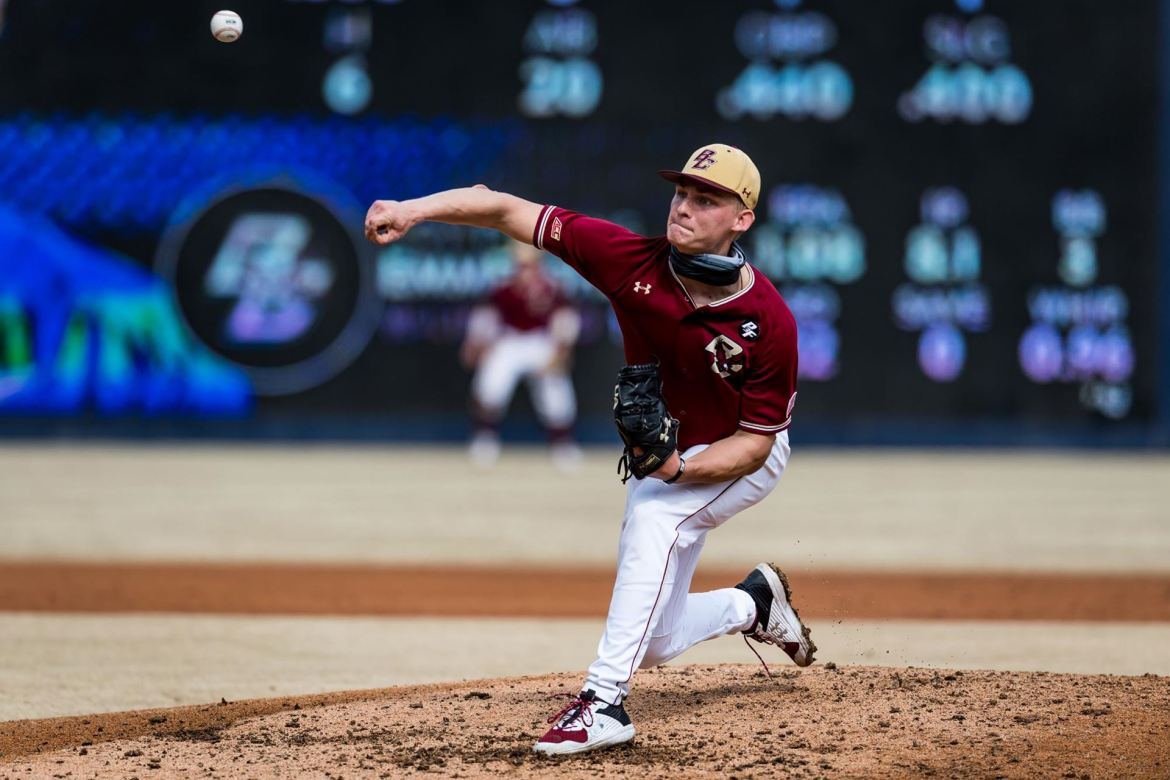 Boston College Claims Road Series Win at No. 11 Duke, 5-2
