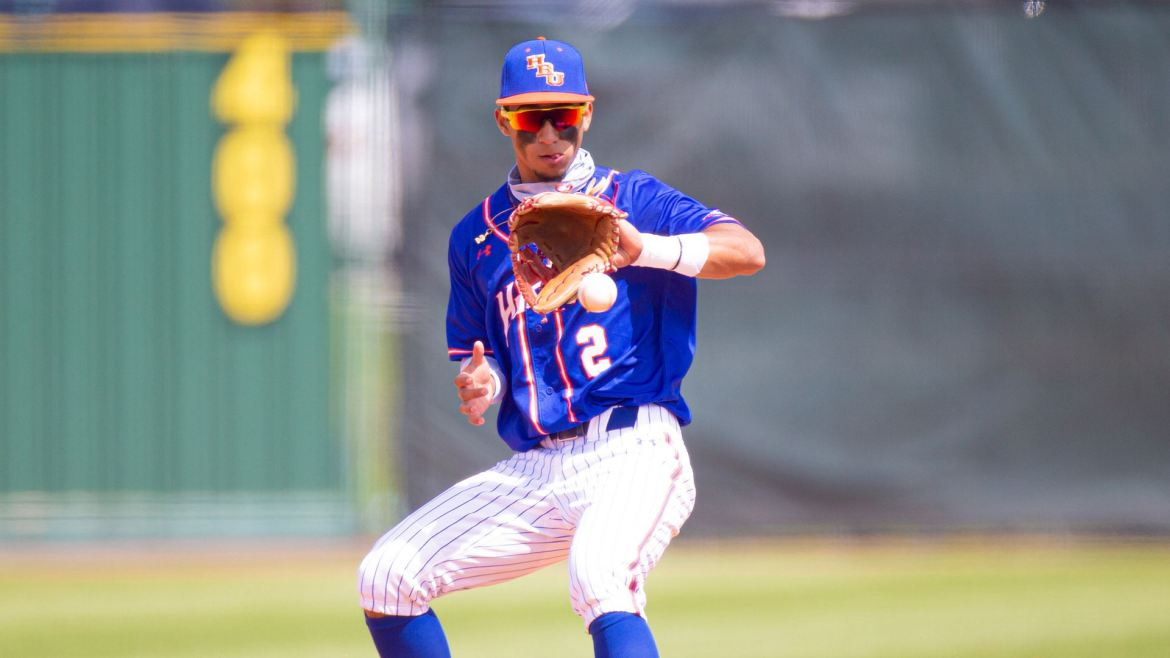HBU Splits Doubleheader With Lamar. They take opener, fall in game two