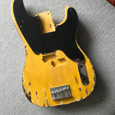 1951 Fender Telecaster bass NGS relice guitars