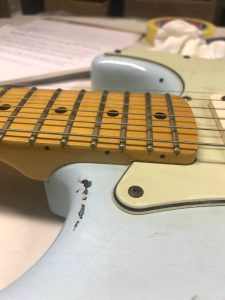 Roadword Stratocaster NGS relic guitars UK