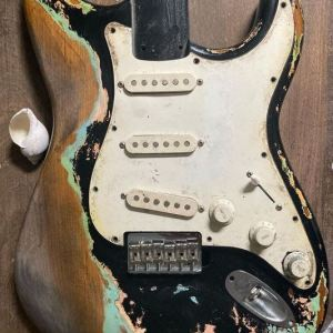 MTJ Fender custom shop