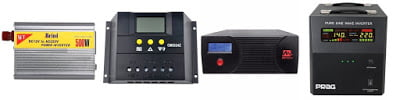 Solar inverter controaller machines