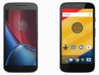 Motorola Moto G4 Plus & Motorola Moto C Plus