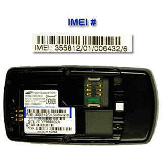 how to find phone IMEI number