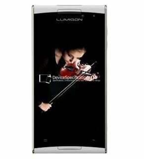Lumigon T2 smartphone