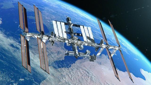 สถานีอวกาศ