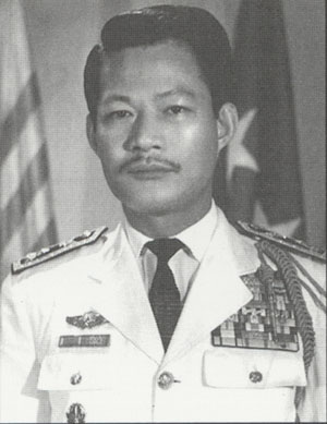 Image result for ARVN GENERAL TRAN VAN MINH VNAF