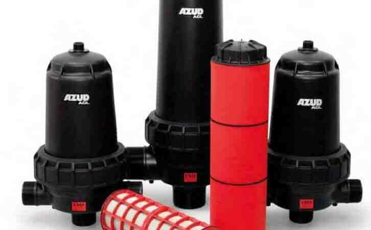 Lọc đĩa hệ thống tưới nhỏ giọt Azud 2 inch (60mm) Model AGL