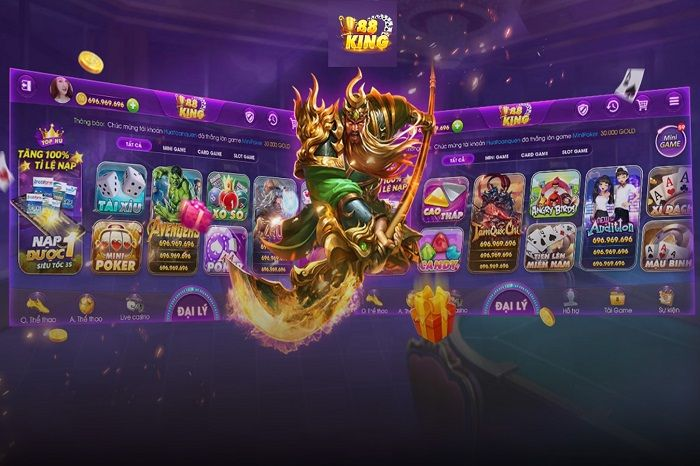 Cổng game 88king club