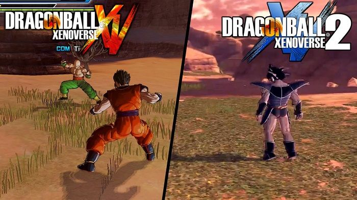 Dragon Ball Xenoverse 1 & 2