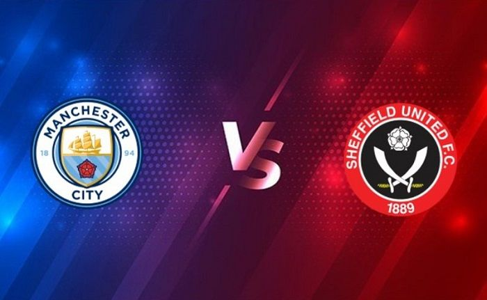 Trực tiếp Man City vs Sheffield United ngày 30/01