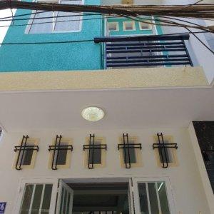 Nha Dat Can Tho – Nhà 2 Lầu Đúc Ở Hẻm 108 Hùng Vương