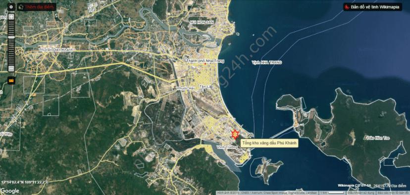 khu đô thị Mipeco Nha Trang