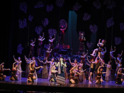 The opera Nguoi Tac Tuong (The Sculptor) perfomed by Vietnam National Opera and Ballet (VNOB) in 2019