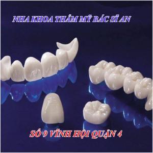 Bác sĩ an - Địa chỉ làm răng sứ uy tín
