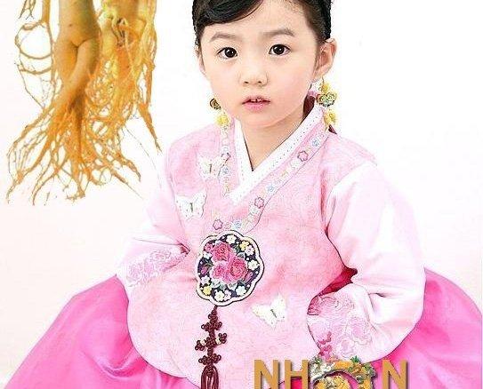 Trẻ em có được ăn nhân sâm Hàn Quốc