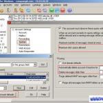 Mdeamon – Phần 7: Giới hạn dung lượng mail user là 50Mb
