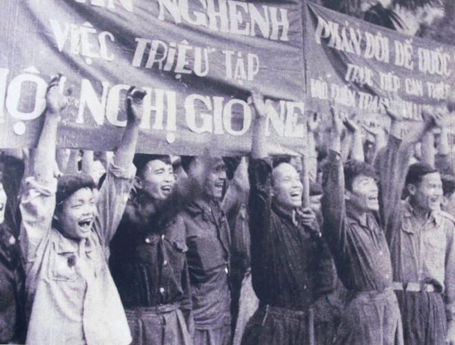 """Sau hội nghị này, Pháp công nhận quyền tự do, thống nhất, chủ quyền và toàn vẹn lãnh thổ của các nước Đông Dương, trong đó có Việt Nam và chấm dứt chế độ thực dân ở các nước này. Các nhà phân tích cho rằng có nhiều nguyên nhân làm nên thắng lợi lịch sử ở Điện Biên Phủ, và chắc chắn trong đó có sự khinh địch của liên quân Pháp - Mỹ. Việt Nam đã làm nên chiến thắng """"lừng lẫy năm châu, chấn động địa cầu"""" chính từ trong thế yếu ấy."""