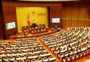Không thể xuyên tạc quyết sách của Quốc hội
