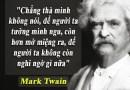 Nếu đã mắt đui, tai điếc thì đừng nên bàn về thế sự đất nước