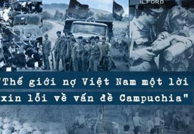 Không thể xuyên tạc cuộc chiến đấu bảo vệ biên giới Tây Nam của Việt Nam
