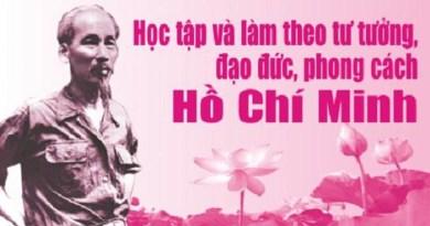 Phản bác các quan điểm sai trái, thù địch, xuyên tạc, phủ nhận thân thế, tư tưởng và sự nghiệp của Chủ tịch Hồ Chí Minh