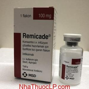 Thuoc Remicade 100mg Infliximab