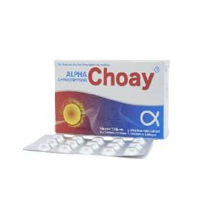 Thuốc chống viêm Alpha Choay Pháp