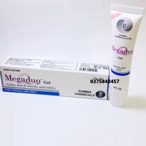 Megaduo gel thuốc trị mụn giảm thâm mụn hiệu quả