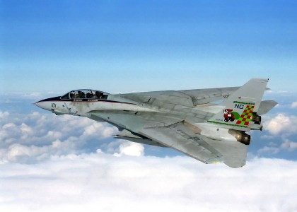 F-14A - Tomcat over Iraq during Southern Watch