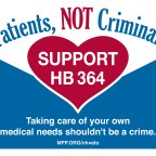 NH Medical Cannabis = HB 364 Home Grow For Patients