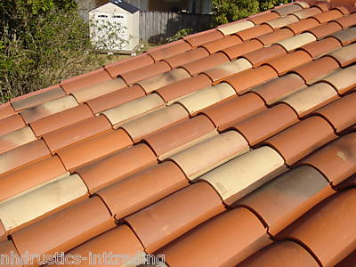 s type clay roof tile roofing spanish