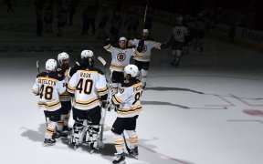 Boston Bruins empata a série com Blue Jackets