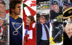 Ganhadores do Hockey Hall of Fame, classe de 2019