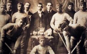 Halifax Eurekas, um dos muitos times da Coloured Hockey League