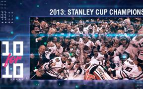 Chicago Blackhawks vence a Stanley Cup de 2013