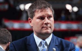 Jason Botterill, GM do Sabres, é demitido