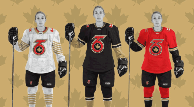 Jersey Toronto Six
